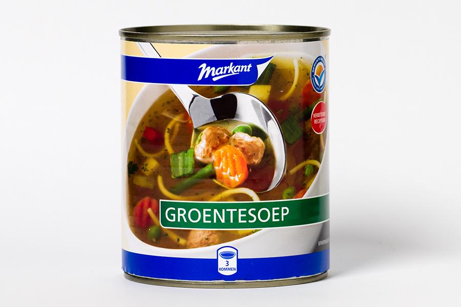 Markant groentesoep