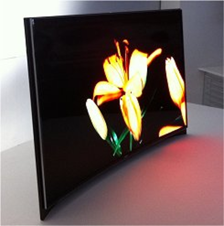OLED-tv-kromscherm