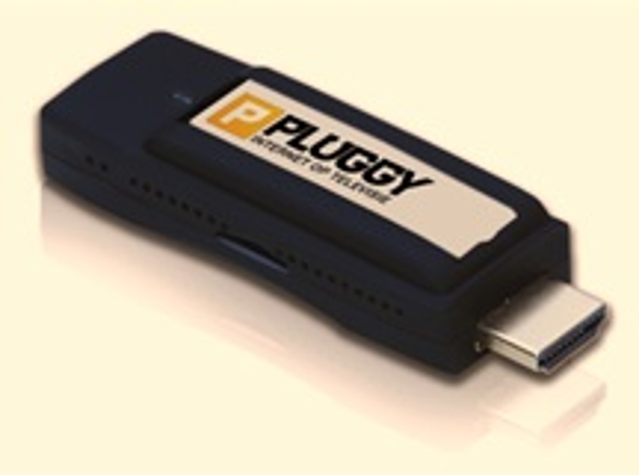 Pluggy hdmi-stick