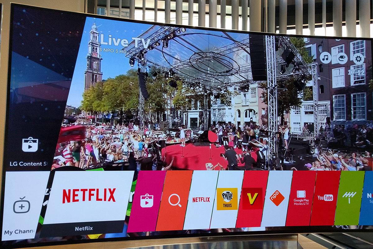 live-LG-tv