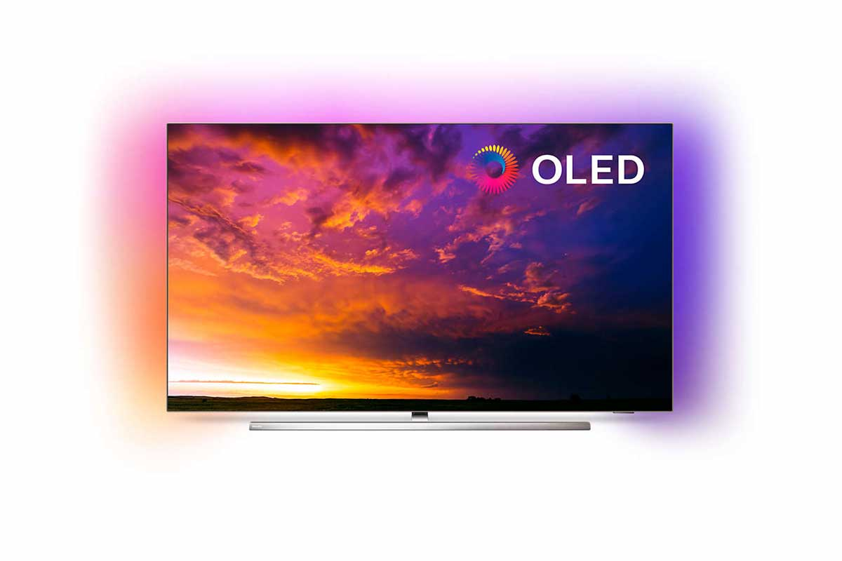 Philips 55OLED854 - intro