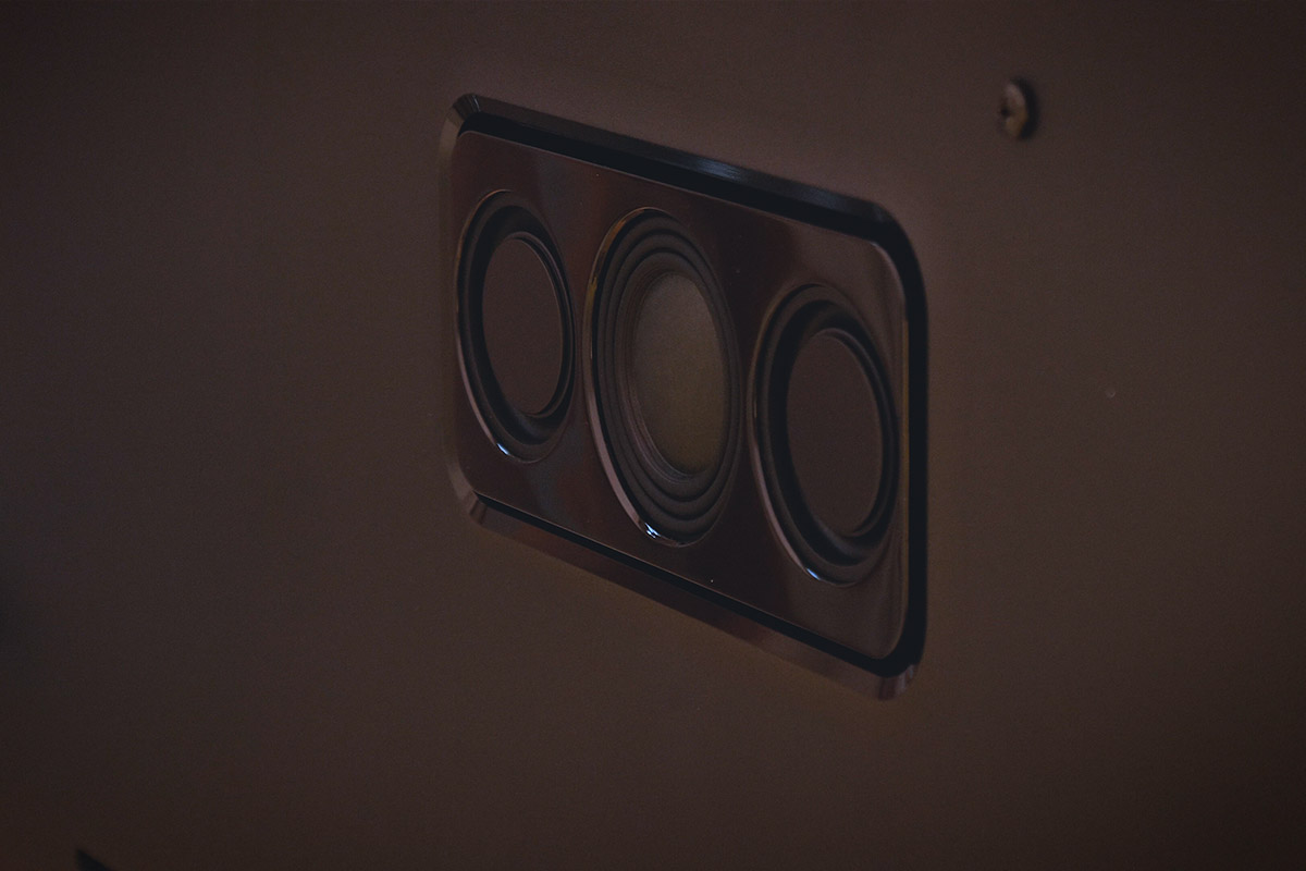 Philips 55OLED854 - speaker