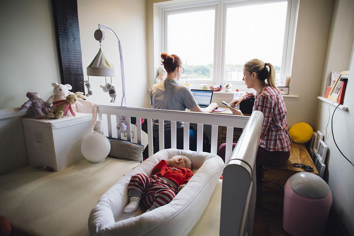 Wonderbaar Bedverkleiners en babynestjes: veilig of niet? | Consumentenbond KH-94