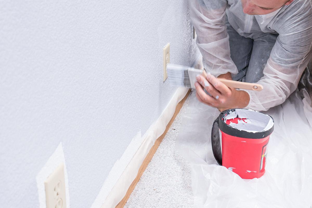 afplakken-muur-verf
