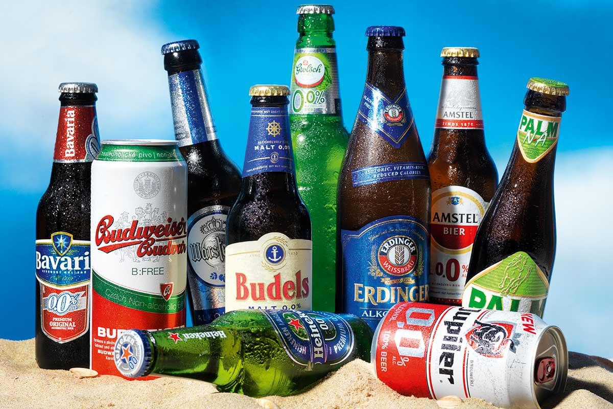 Alcoholvrij bier gezond