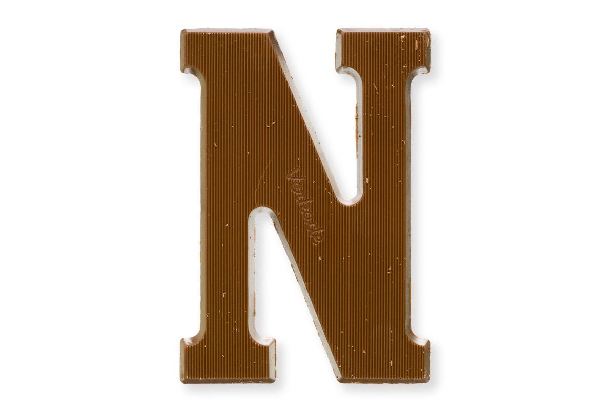 chocoletter-N