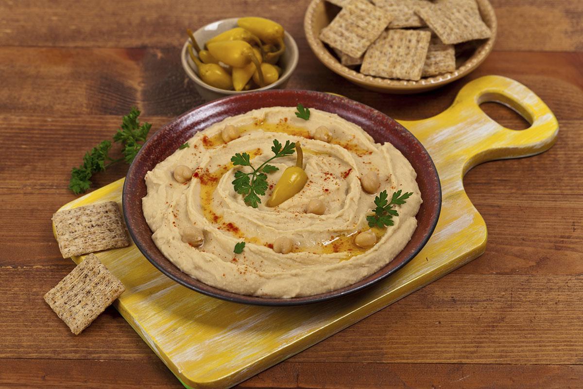 humus recept