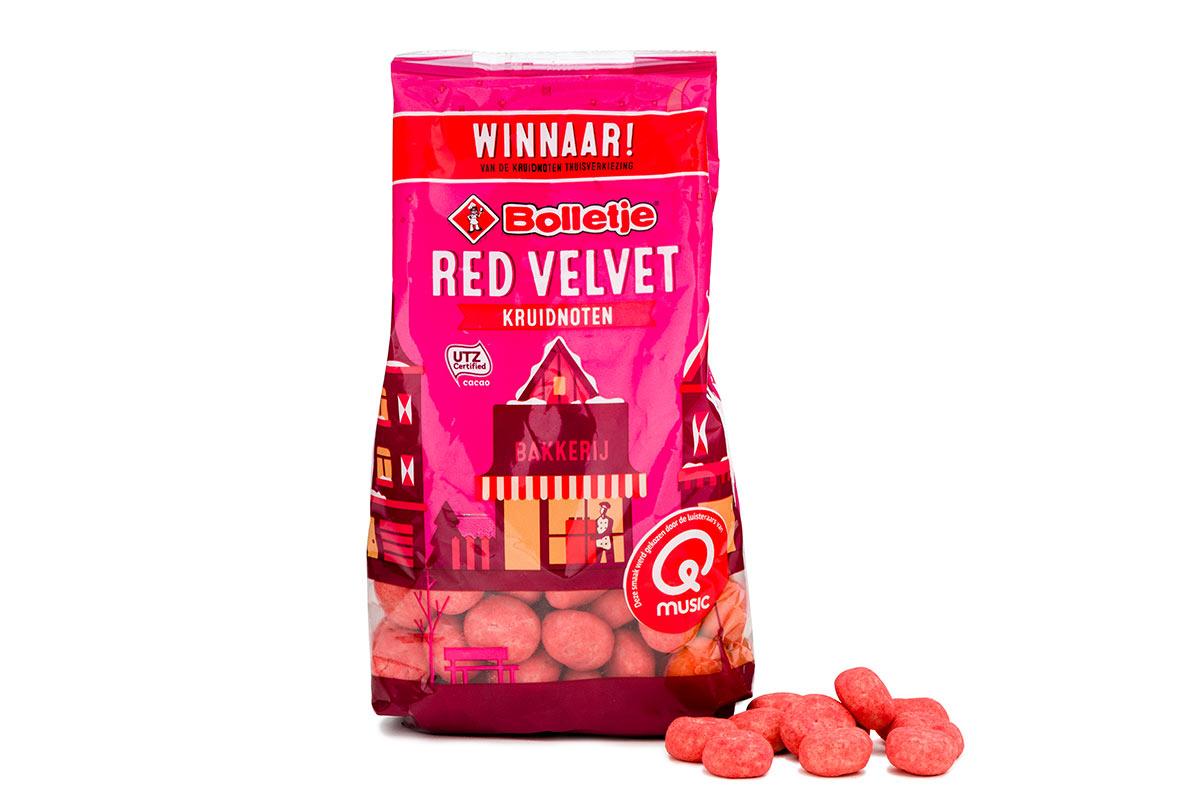 Kruidnoot Red Velvet