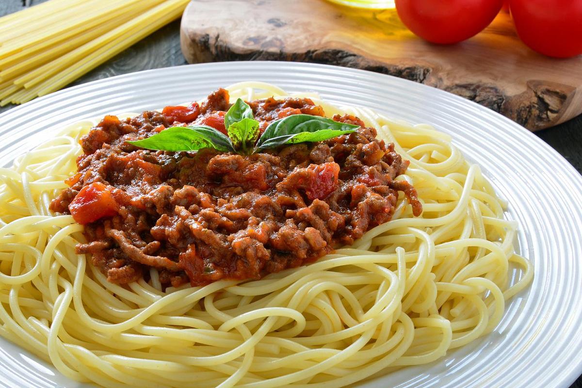 pasta-gehakt
