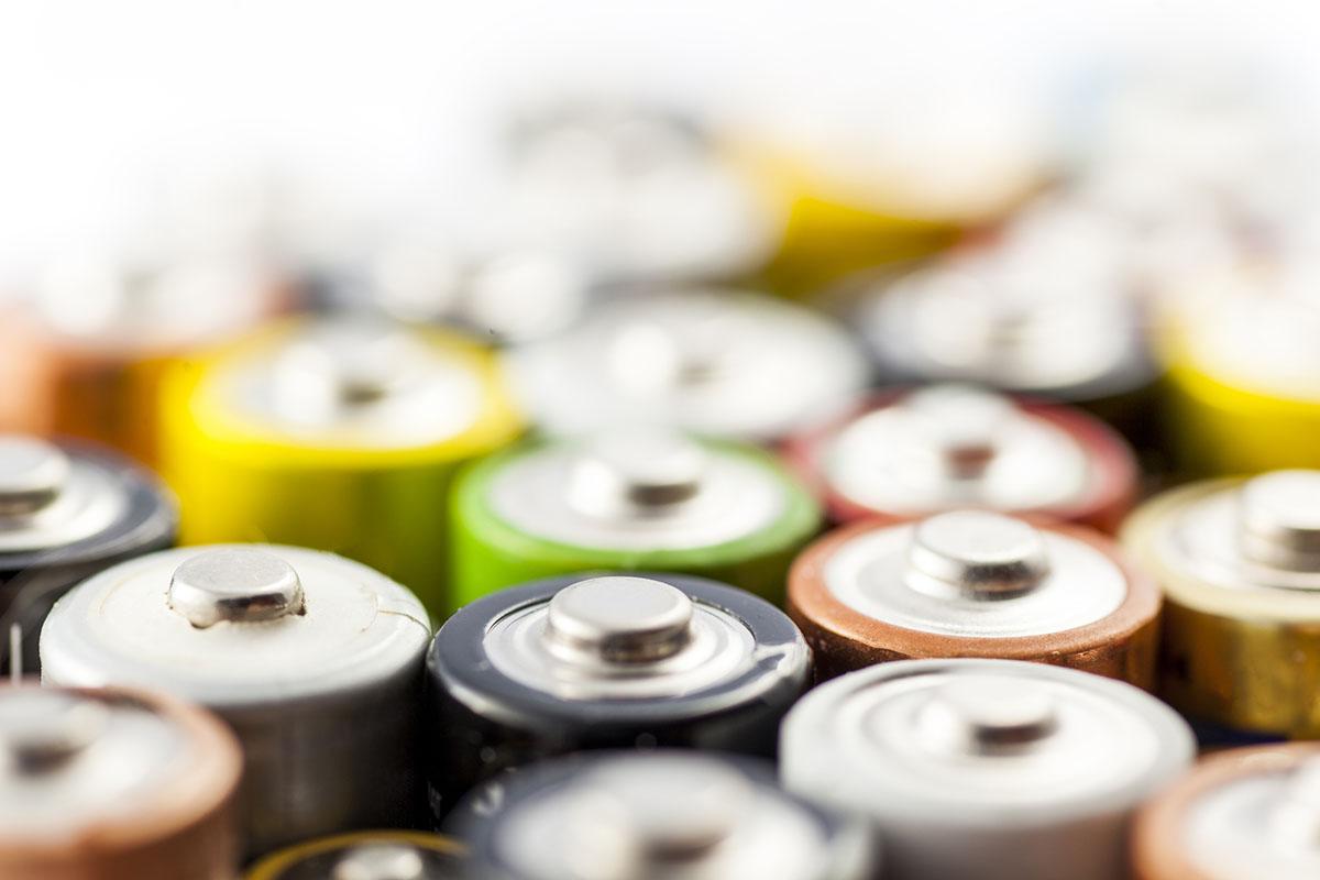 batterijen zonnepanelen