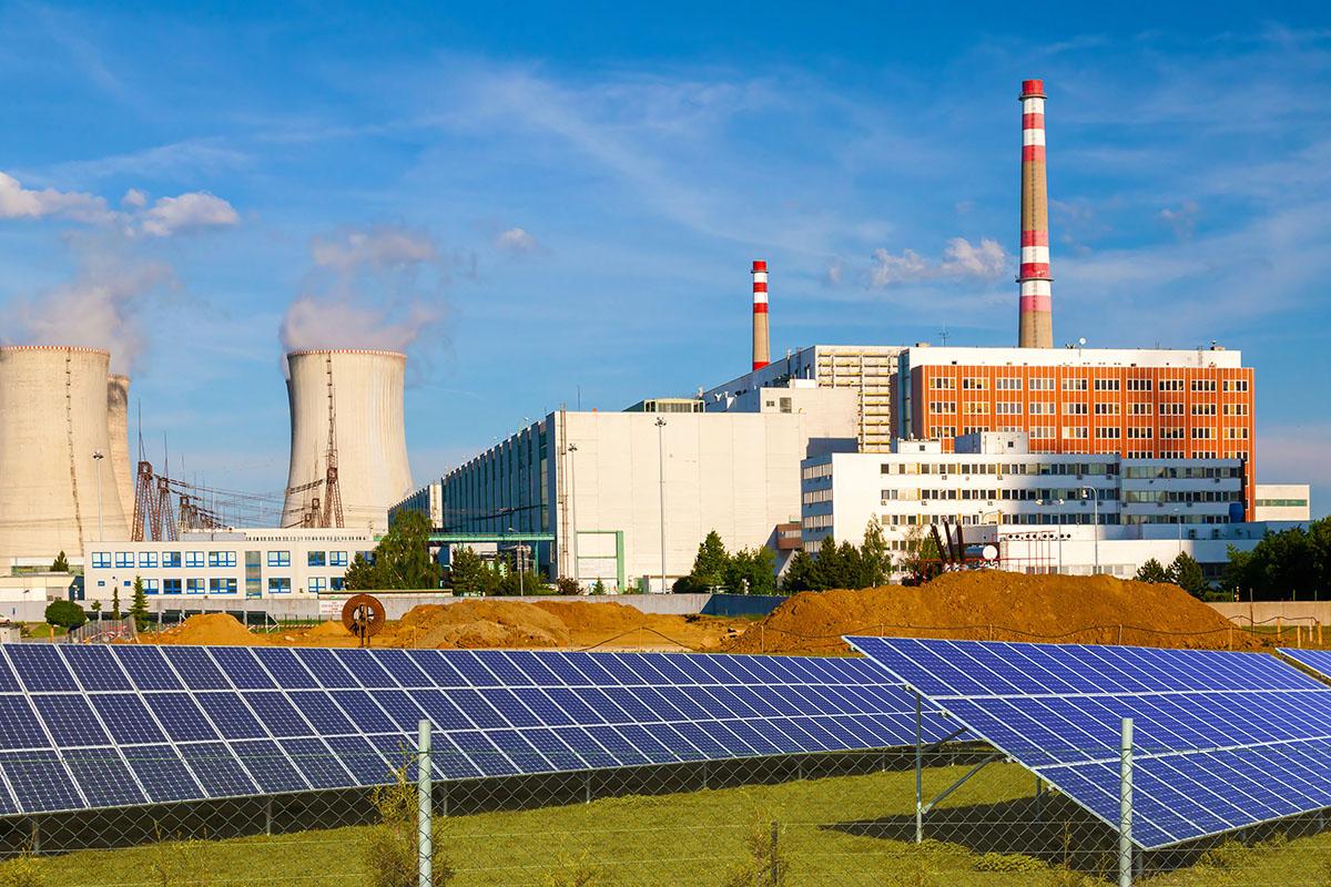 elektriciteitscentrale zonnepanelen 2