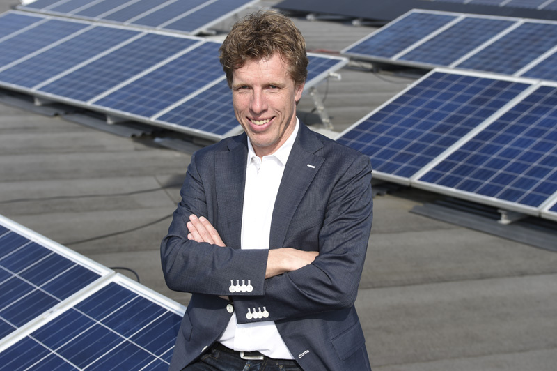 Zonnepanelen blog Bart Mossink
