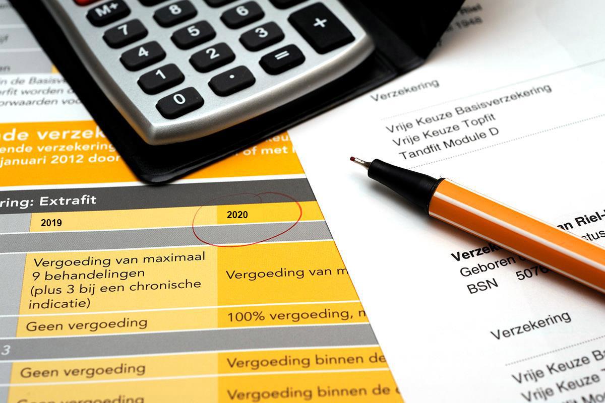 Basiszorgverzekering Premieoverzicht Consumentenbond