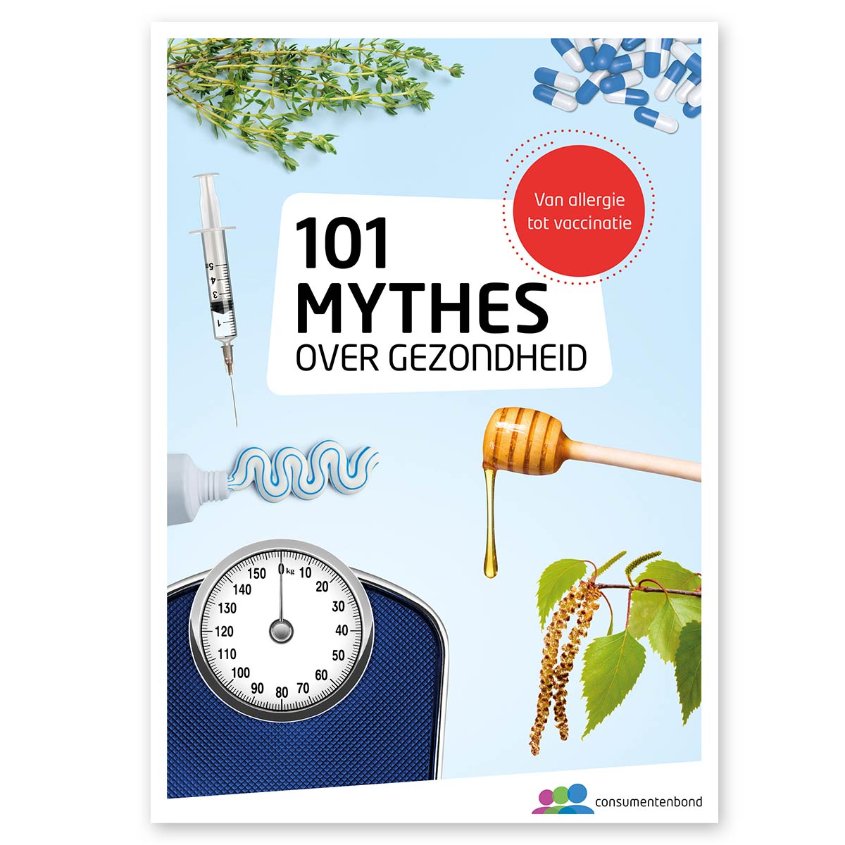 101 Mythes over je gezondheid 1200x1200
