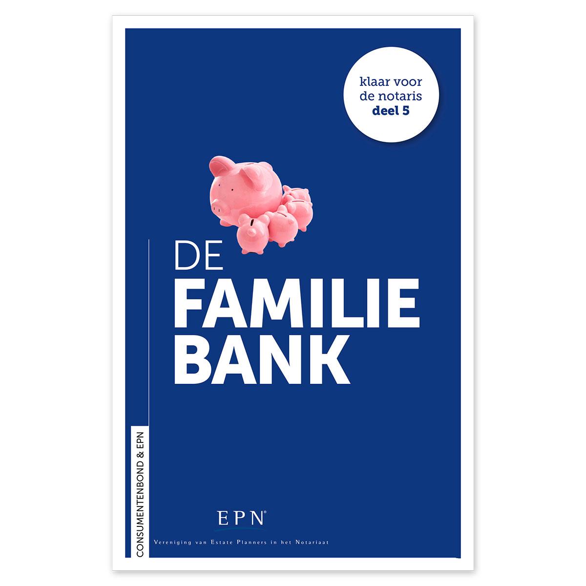 De familiebank goed regelen consumentenbond for Hypotheek samen met ouders