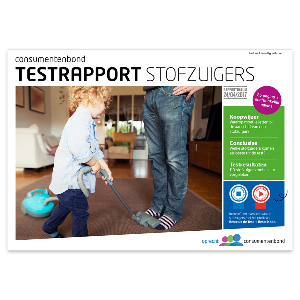 Testrapport Stofzuigers