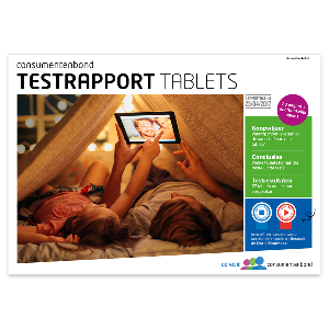 Testrapport Tablets