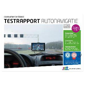 Testrapport Navigatiesystemen