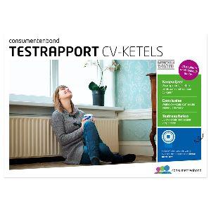 Testrapport cv-ketels