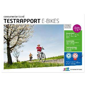 Testrapport Elektrische fietsen