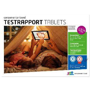 Testrapport Tablets