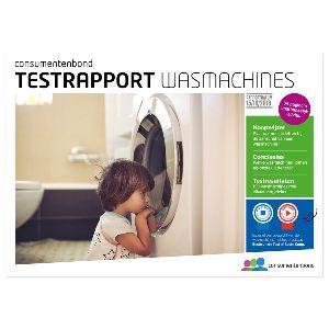 Testrapport Wasmachines
