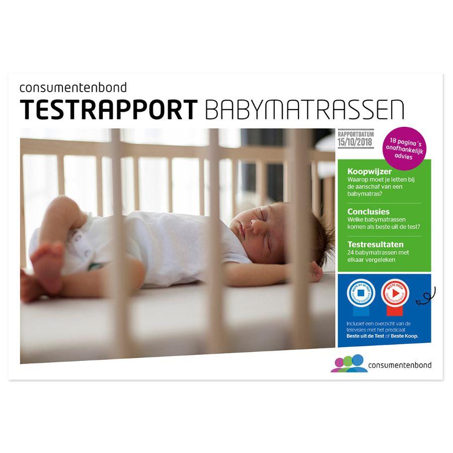 Matras Consumentenbond Beste Koop.Testrapport Babymatrassen Consumentenbond