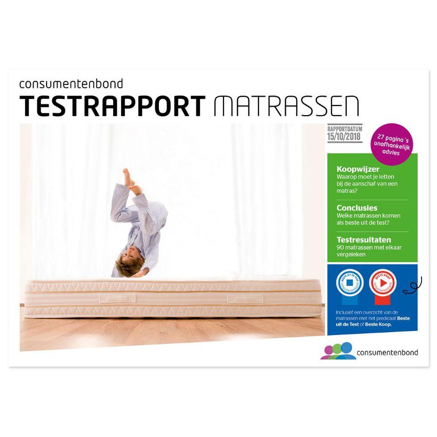 Matras Consumentenbond Beste Koop.Testrapport Matrassen Consumentenbond
